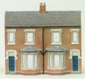 Farish 42202 Low Relief Front Terraced Houses